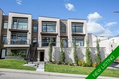 South Calgary Townhouse for sale:  3 bedroom 2,375 sq.ft. (Listed 2019-09-27)